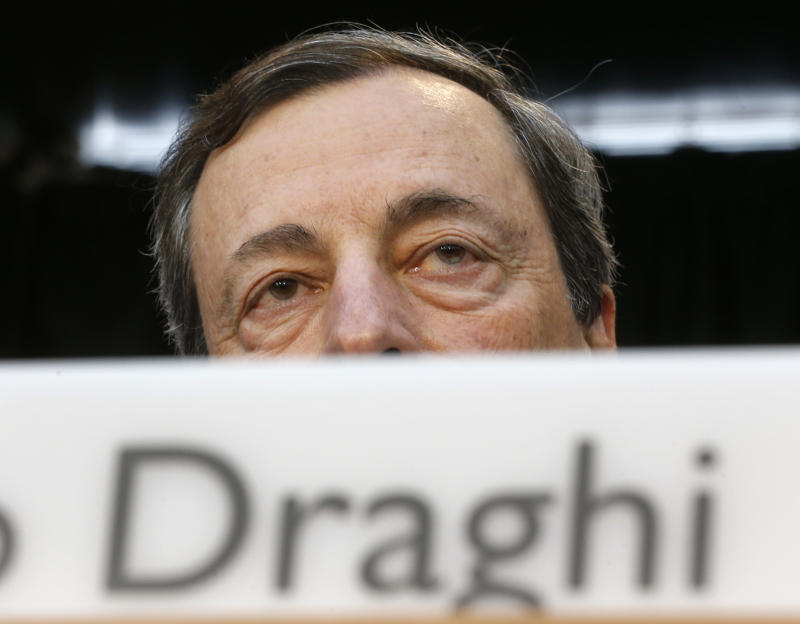 ECB says rates low 'for extended period'