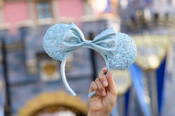 PHOTO: The Arendelle Aqua Collection is the latest color collection to hit Disney Parks. (Disney Parks )