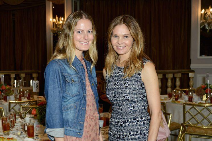 President of the Ivanka Trump brand Abigail Klem, right, could assume more responsibility if Ivanka leaves her company.