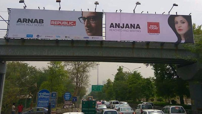 India Today Is 'Waiting' to Compete With Arnab's Republic, But...