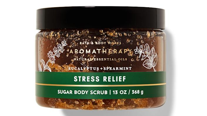 Sugar Scrub, $19.50. (Image via Bath & Body Works)