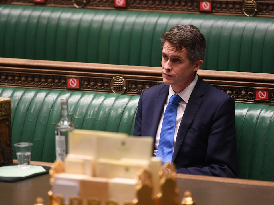 The leader of the Lib Dems has called on Gavin Williamson to resign (UK PARLIAMENT/AFP via Getty Imag)
