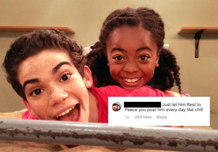 Skai Jackson Fires Back At Fans Who Tell Her To Stop Posting About