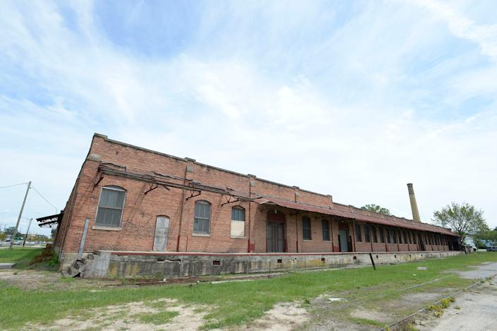 Abandoned tobacco warehouses owned by East Carolina University will be repurposed as part of the transformation of Greenville, N.C., once a leading tobacco marketing and warehouse center.
