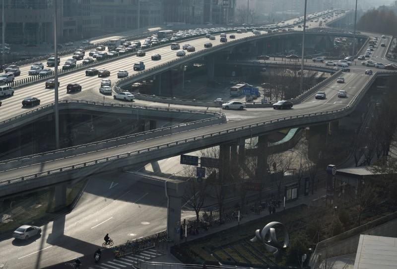China revises up GDP growth for 2014-2018, on track to double economy