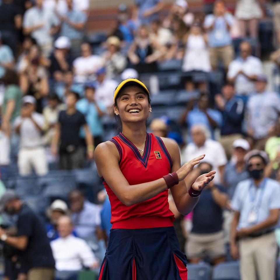 5 Things to Know About Emma Raducanu, the 18-Year-Old Who Has Stunned at the US Open
