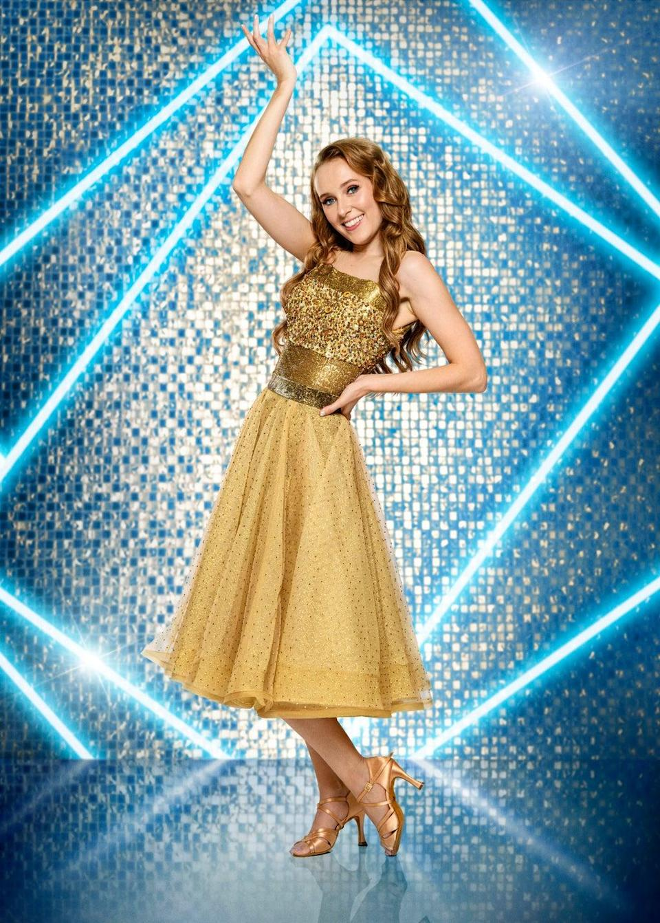 Rose Ayling-Ellis is Strictly's first ever deaf contestant (BBC/Ray Burmiston)