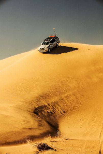 PHOTO: The Rebelle Rally, entering its fifth year, is the first women's off-road navigational rally raid in the United States. (Courtesy of Rebelle Rally)