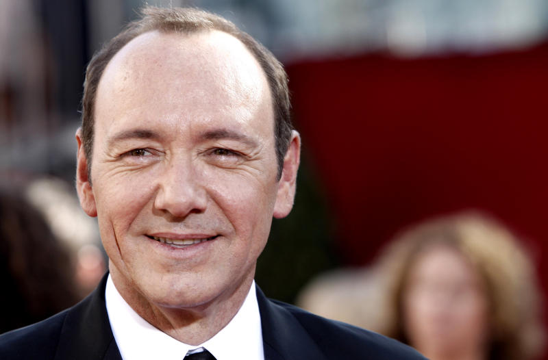 Kevin Spacey, el protagonista de la serie 'House Of Cards' acaba de ser denunciado por abuso sexual.