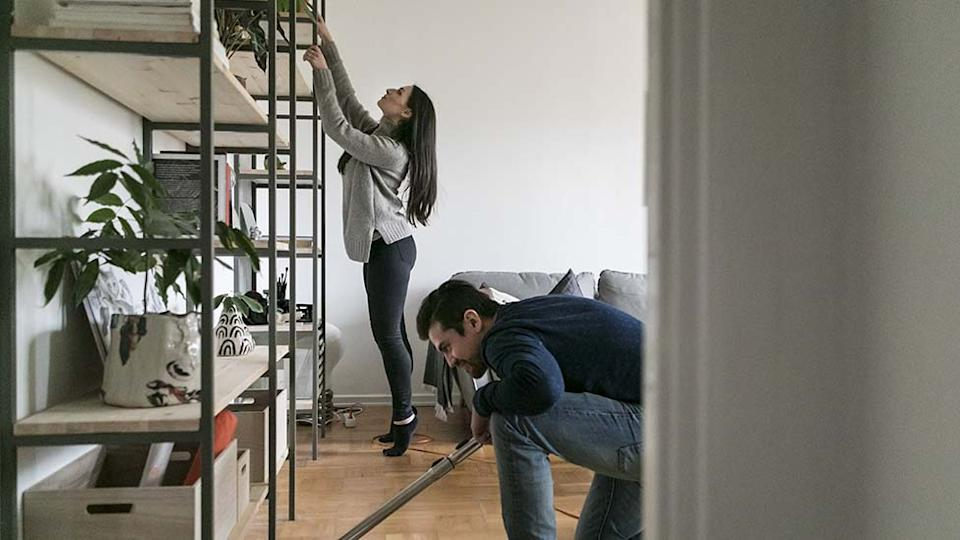 Rearranging furniture is a great option for nesting on a budget. Photo: Getty Images