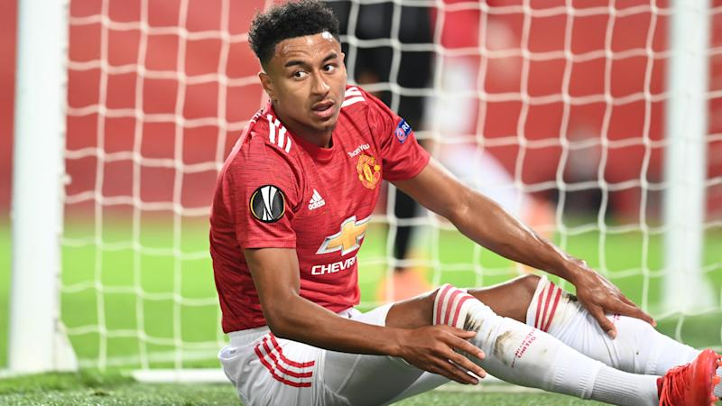 Scholes brands Lingard 'not good enough' and suggests he could leave Man Utd