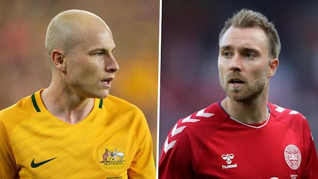 The Premier League playmakers get set to meet in Samara and their delivery from set-pieces could prove to be decisive