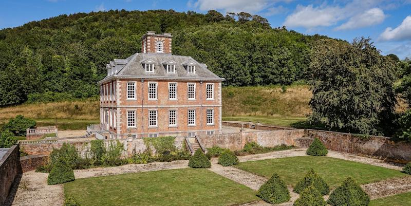 Inside Stedcombe House: a charming Grade I listed country house in Devon