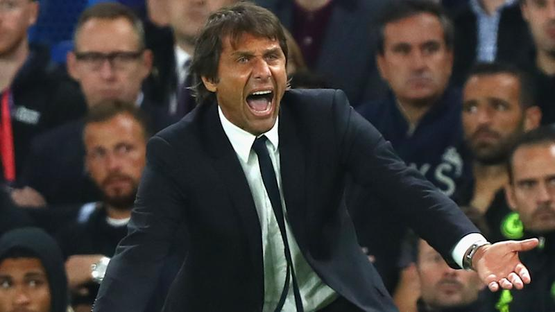 Betting suspended on Conte sacking