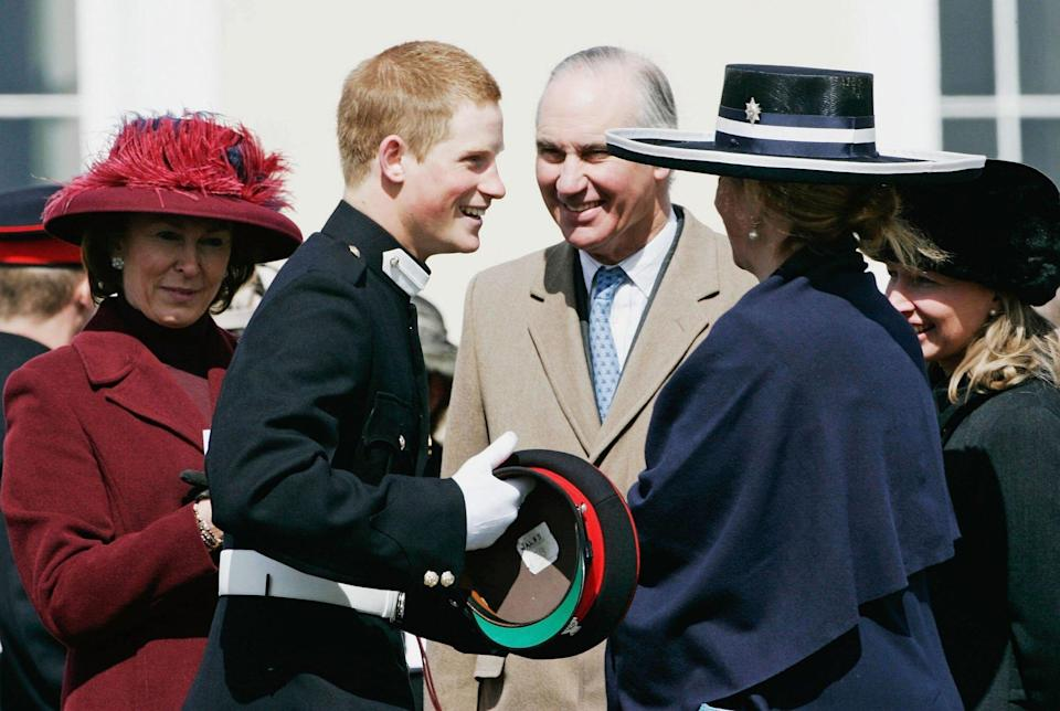 (Photo by Tim Graham Photo Library via Getty Images)       Prince Harry & Tiggy Legge-Bourke