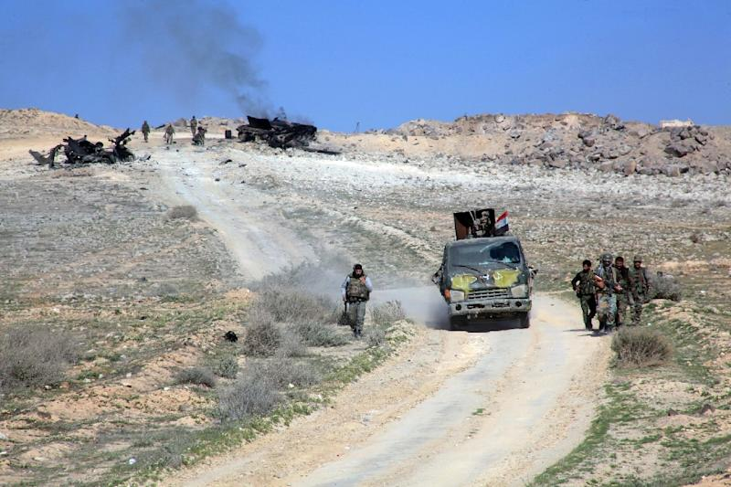 Al-Nusra Front and allied Islamists seized Khan Tuman and surrounding villages south of Aleppo after less than 24 hours of clashes with Syrian pro-government forces