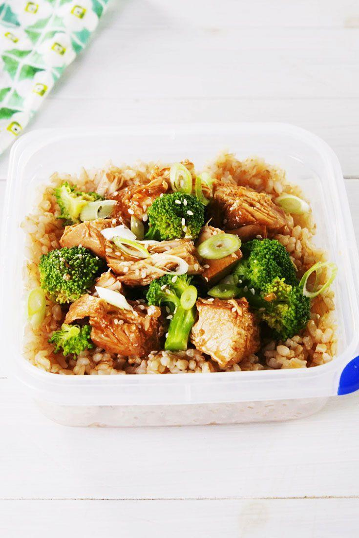 """<p>The sauce, made simply with soy sauce, sesame oil, and ginger, is one you will turn to again and again again. </p><p>Get the <a href=""""https://www.delish.com/uk/cooking/recipes/a30451855/slow-cooker-chicken-broccoli-recipe/"""" rel=""""nofollow noopener"""" target=""""_blank"""" data-ylk=""""slk:Slow Cooker Chicken & Broccoli"""" class=""""link rapid-noclick-resp"""">Slow Cooker Chicken & Broccoli</a> recipe.</p>"""