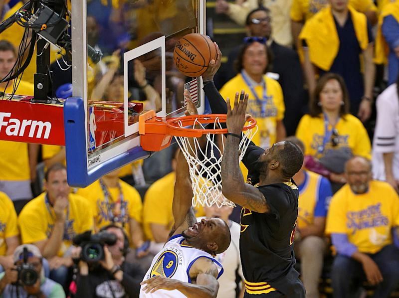 The Block. (Getty Images)