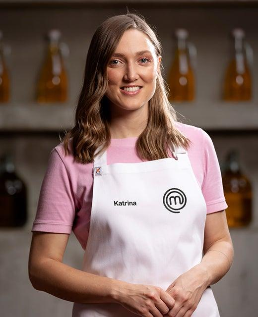 MasterChef star Katrina has shared how tough the show is and the surprising setback they may have lead to her eviction. Photo: Ten