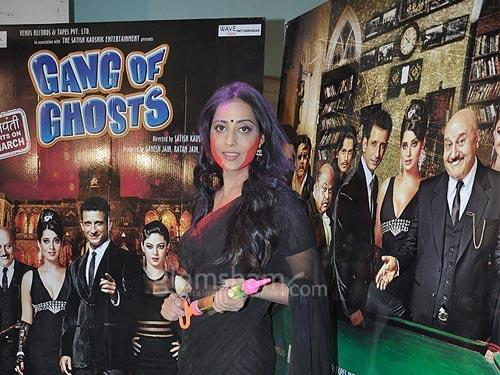 Mahie Gill: Before GANG OF GHOSTS, no one was offering me comedies