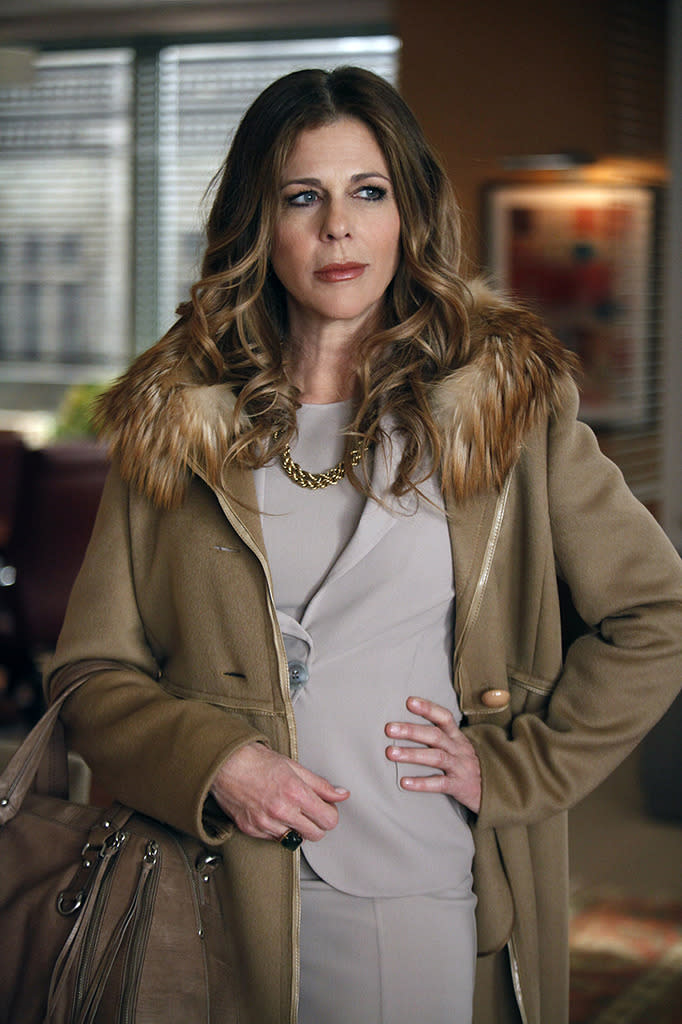 <p>On a show with Alicia and Diane, you'd expect nothing less, but let's appreciate the juicy roles for women such as Rita Wilson (Diane's old attorney friend Viola Walsh) and Vanessa Williams (the businesswoman/donor who broke Eli's heart).<br><i>(Credit: Craig Blankenhorn/CBS)</i></p><p><br></p><p><br></p>