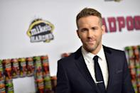 "<p>Reynolds trained and dieted to gain 25 pounds of muscle for <em>Blade: </em><em>Trinity </em>back in 2004—which was a far cry from his routine at the time: ""I was pretty unhealthy. I didn't care what I ate or what I drank,"" he told <a href=""https://www.muscleandfitness.com/training/build-muscle/ryan-reynolds-superhero-workout"" rel=""nofollow noopener"" target=""_blank"" data-ylk=""slk:Muscle and Fitness"" class=""link rapid-noclick-resp"">Muscle and Fitness</a>.</p>"