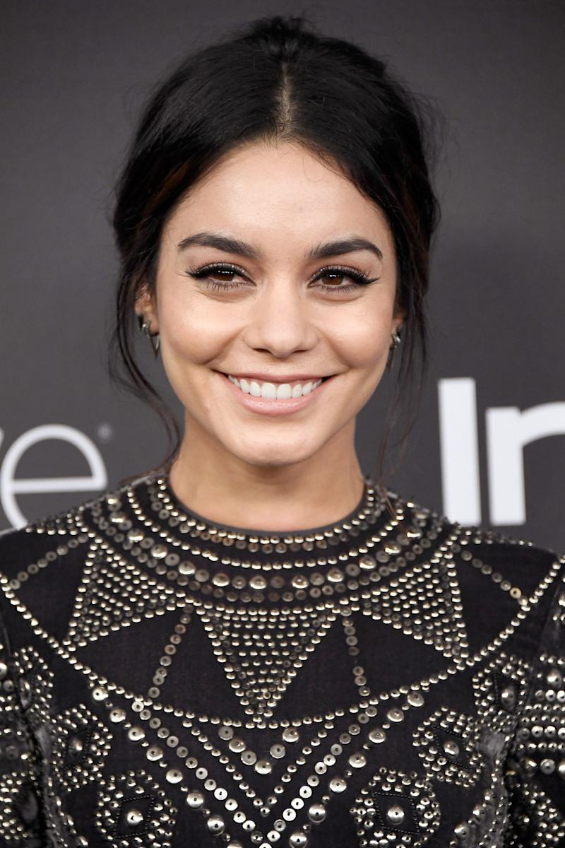 Vanessa Hudgens Spit Up Truffles at SoulCycle