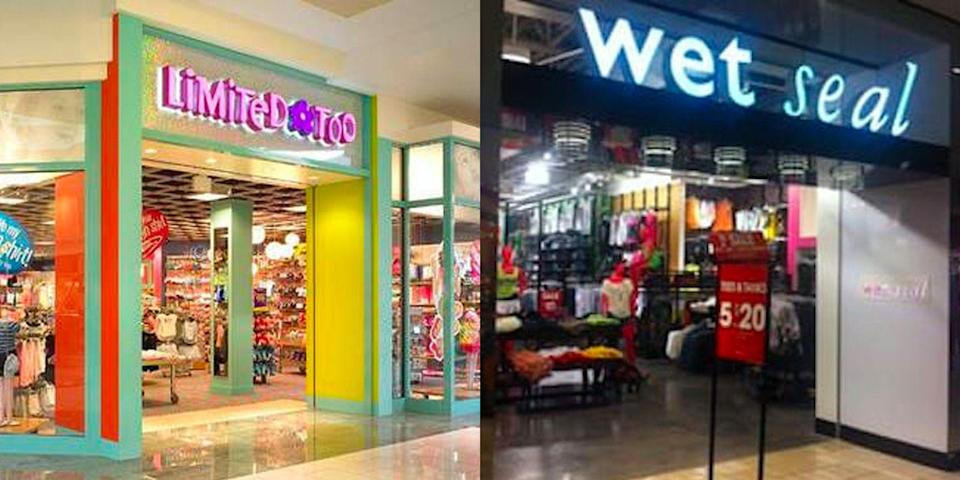 <p>Remember ye olden days before internet shopping was a thing and you had to buy your JNCO jeans and Steve Madden sandals at the mall? It was the best of times, it was the worst of times, it was the most '90s of times. Tragically, most of the era's best stores are out of business now, so we're rounding 'em up in one list in the name of nostalgia. </p>