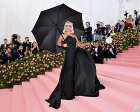 Forget Bradley Cooper, Lady Gaga was spotted on a date with new man