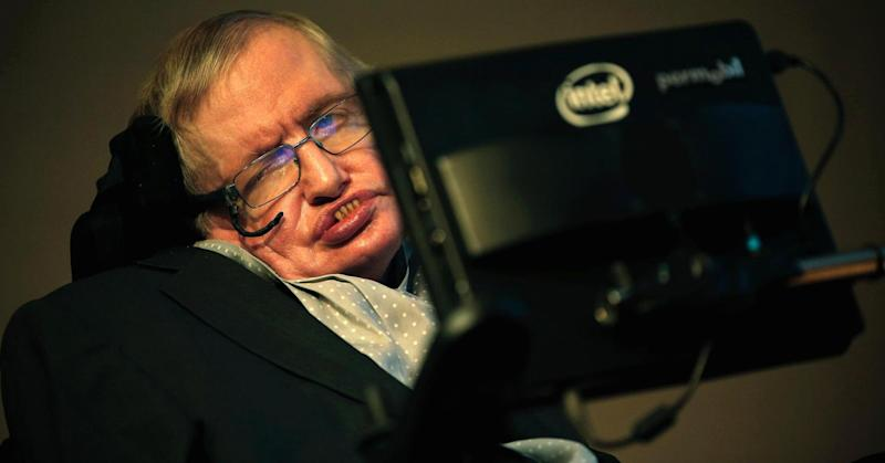 Stephen Hawking: I may not be welcome in the US
