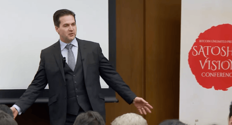 Self-proclaimed bitcoin inventor Craig Wright attended a mediation conference related to his $10 billion Satoshi Nakamoto lawsuit. | Source: YouTube
