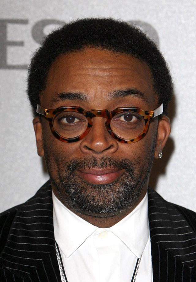 Blackkklansman director Spike Lee