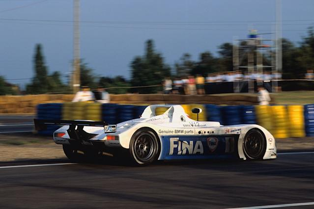 Rare Le Mans BMW V12 LM to make racing return