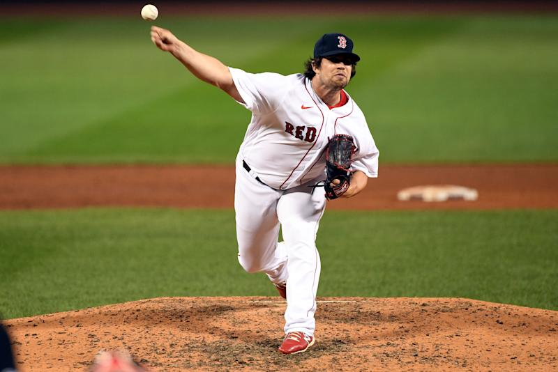 Wife of Red Sox reliever wins internet with brilliant response to Twitter troll