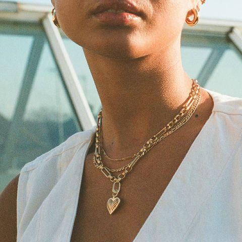 """<p>Missoma is the holy grail of affordable and stackable jewellery. You could wait for their annual <a href=""""https://www.elle.com/uk/fashion/a30038879/missomas-black-friday-sale/"""" rel=""""nofollow noopener"""" target=""""_blank"""" data-ylk=""""slk:Black Friday sale"""" class=""""link rapid-noclick-resp"""">Black Friday sale</a> (that makes it even more affordable), or you could just splurge now. </p><p><a class=""""link rapid-noclick-resp"""" href=""""https://go.redirectingat.com?id=127X1599956&url=https%3A%2F%2Fwww.selfridges.com%2FGB%2Fen%2Fcat%2Fmissoma%2Fjewellery-watches%2F&sref=https%3A%2F%2Fwww.elle.com%2Fuk%2Ffashion%2Fg36448338%2Fjewellery-brands%2F"""" rel=""""nofollow noopener"""" target=""""_blank"""" data-ylk=""""slk:SHOP MISSOMA NOW"""">SHOP MISSOMA NOW</a></p><p><a href=""""https://www.instagram.com/p/CO52kvVhU9O/"""" rel=""""nofollow noopener"""" target=""""_blank"""" data-ylk=""""slk:See the original post on Instagram"""" class=""""link rapid-noclick-resp"""">See the original post on Instagram</a></p>"""