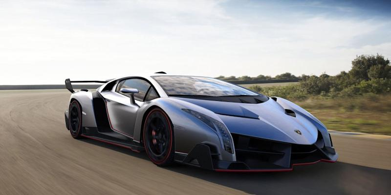 One Of Three Lamborghini Venenos Ever Made Is For Sale For $11 Million