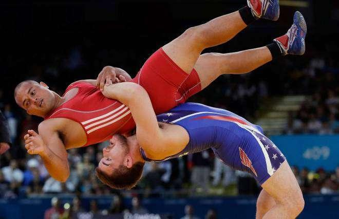 Olympic wrestling moves list