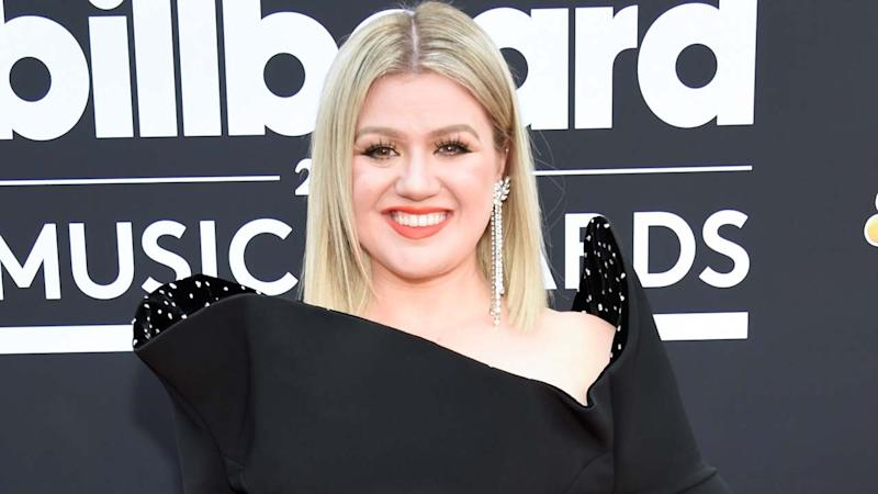 Kelly Clarkson isn't afraid to get candid about her svelte, new look.