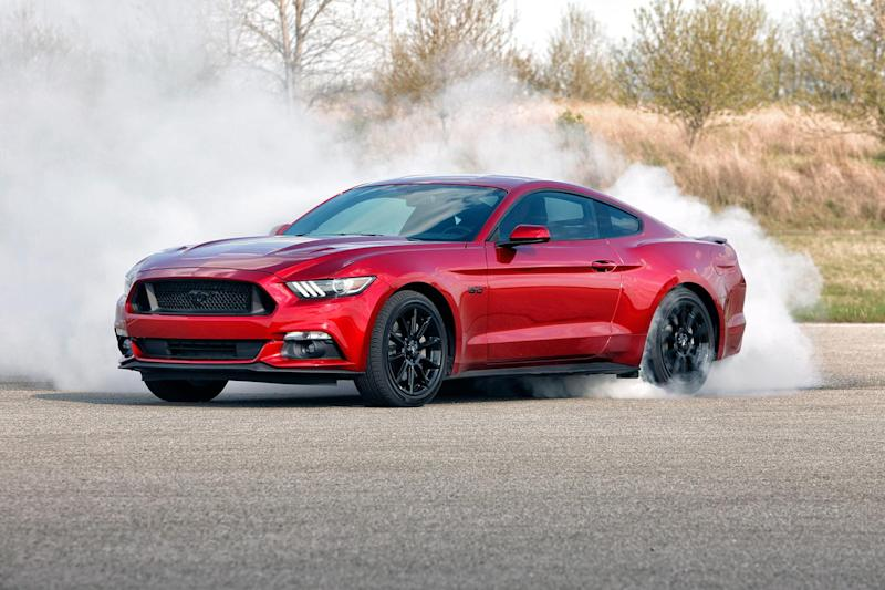 Ford launches performance upgrades to muscle-up the Mustang GT, EcoBoost