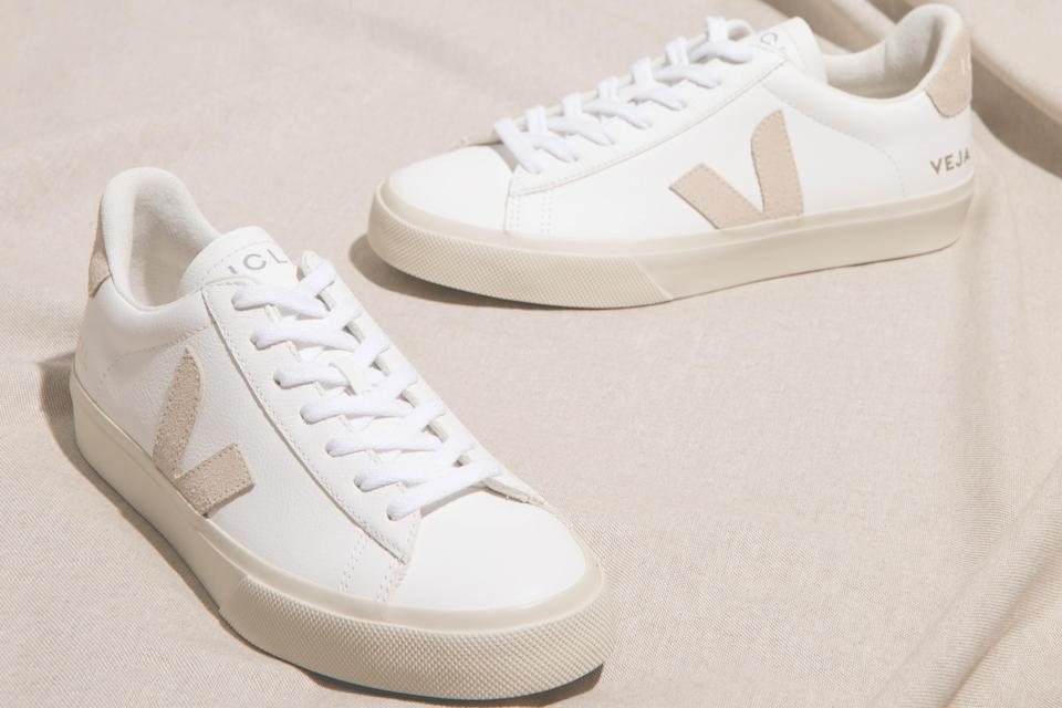 The Veja x Icicle collection. - Credit: Courtesy of brands