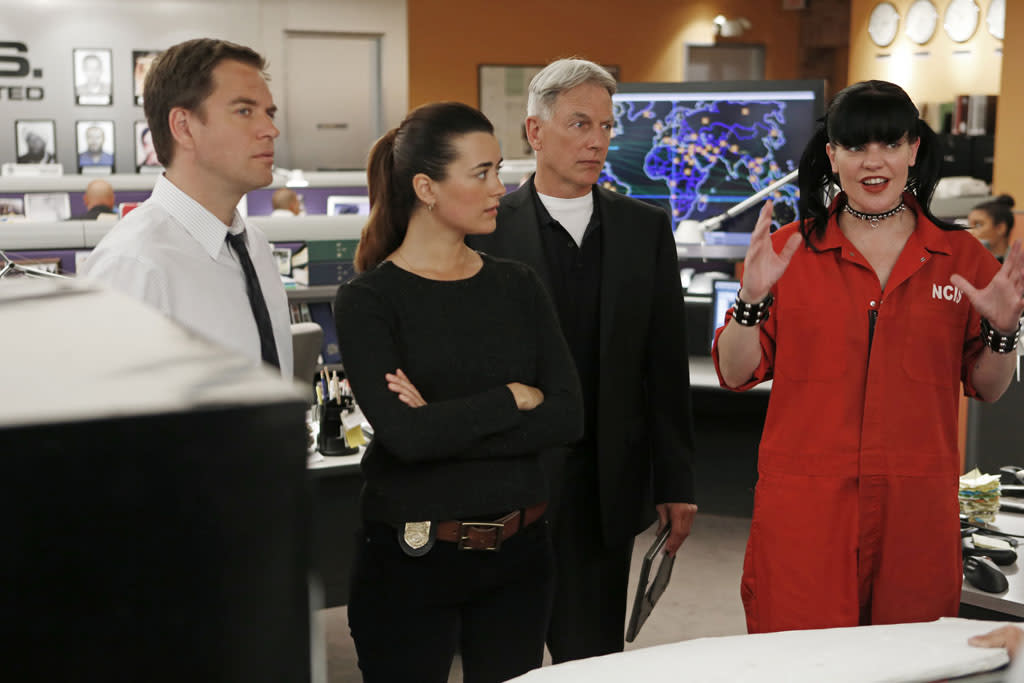 """Chasing Ghosts"" -- When a Navy reservist returns home to find her husband missing and her living room covered in blood, she turns to the NCIS team to bring him home. Meanwhile, Tony suspects that Ziva is planning a risky move to avenge her father's death."