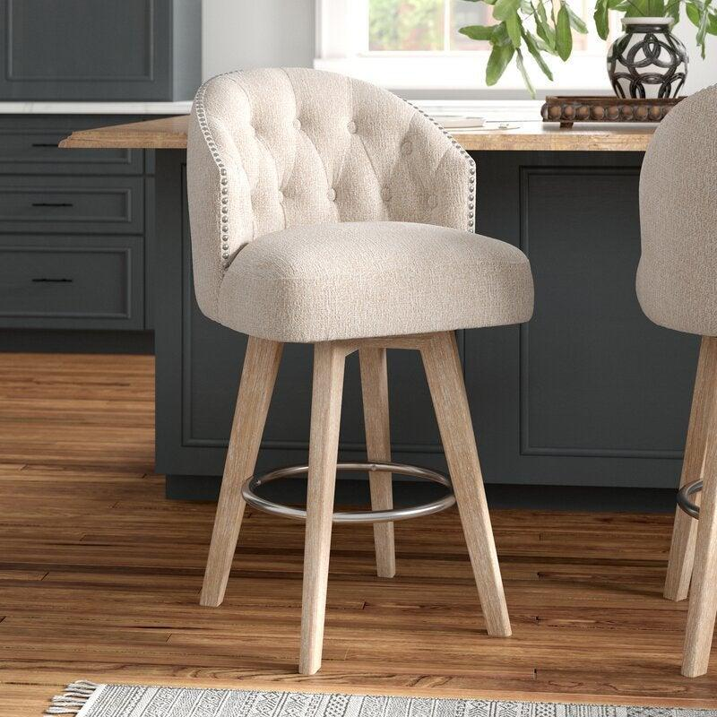 """<br><br><strong>Joss and Main</strong> Maris Bar & Counter Swivel Stool, $, available at <a href=""""https://go.skimresources.com/?id=30283X879131&url=https%3A%2F%2Ffave.co%2F3kZhda8"""" rel=""""nofollow noopener"""" target=""""_blank"""" data-ylk=""""slk:Joss and Main"""" class=""""link rapid-noclick-resp"""">Joss and Main</a>"""