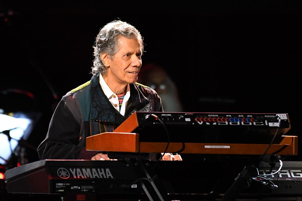 Chick Corea (Getty Images)