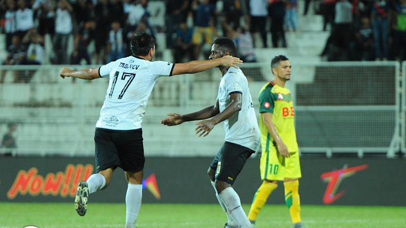 T-Team 5-0 Kedah: Rizal sees red as Titans cut Red Eagles down to size