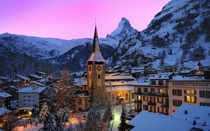 Lagom offers luxury seeking skiers the chance to be eco-conscious in glamorous resorts like Zermatt - Leander Wenger