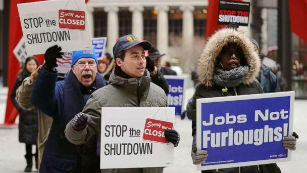 US economy lost at least $6 billion to government shutdown