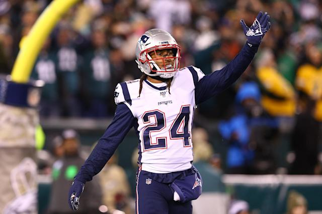 Patriots to trade CB Stephon Gilmore to Panthers for draft pick
