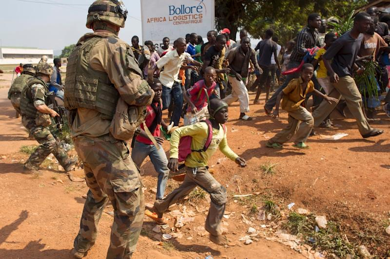 One of the poorest and most unstable countries in Africa, the Central African Republic plunged into chaos after president Francois Bozize, a Christian, was ousted in a coup in March 2013