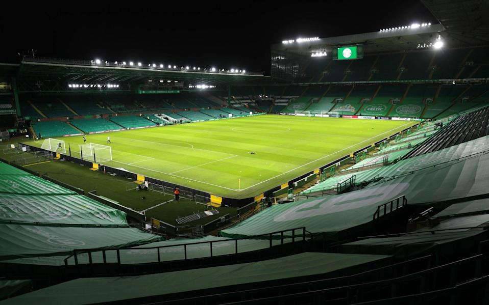 Celtic's season has gone from bad to worse in recent weeks —Celtic chief executive Peter Lawwell admits Dubai trip was 'a mistake' and apologises to fans - PA