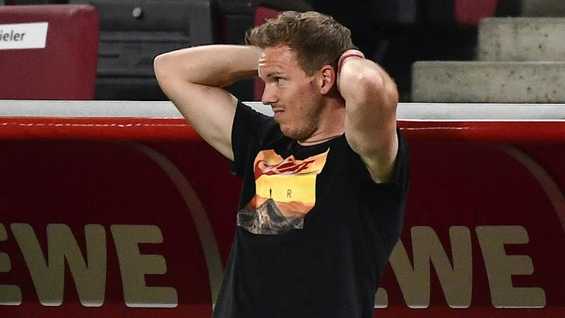 Nagelsmann: It wasn't easy but RB Leipzig deserved win